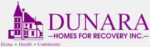 Dunara Homes for Recovery logo