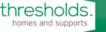 Thresholds Homes and Supports logo